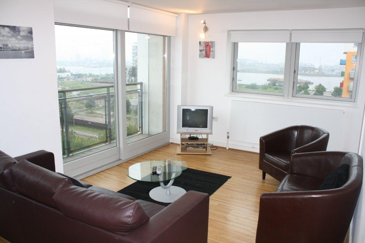 North Greenwich. Short Stay Accommodation in London   Short Term Lettings London