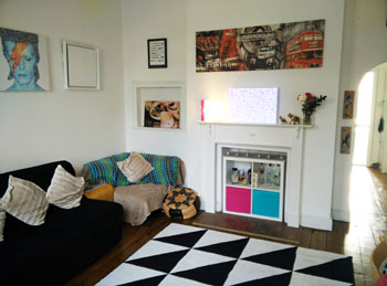 Flat with double bedroom and a bright lounge leading onto terrace1 Bedroom Flat   Apartment to Rent in Hampstead Heath   London. London 1 Bedroom Flat Rent. Home Design Ideas